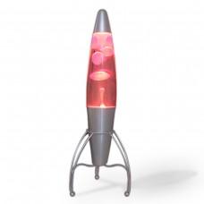 Luminária / Abajur - Lava Lamp / Lava Motion - Vermelha - 46 cm - 110V - Rocket - LMS-LV1040