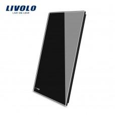 Espelho Cego 4x2 - Preto - Livolo - LMS-VL-C5-C0-12