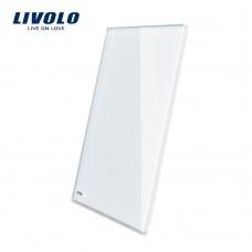 Espelho Cego 4x2 - Branco - Livolo - LMS-VL-C5-C0-11