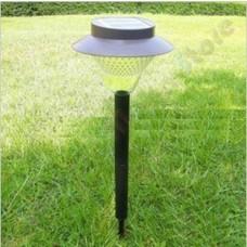 Luminária Solar para JARDIM com 16 Leds - Resistente a água