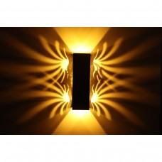 Luminária Arandela - Amarelo - 6 Watts - LMS-CH-111