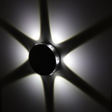 Luminária Arandela - Branco Frio - 6 Watts - LMS-CH-106