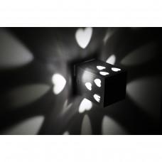 Luminária Arandela - Branco Frio - 3 Watts - LMS-CH-113