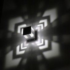 Luminária Arandela - Branco Frio - 3 Watts - LMS-CH-98
