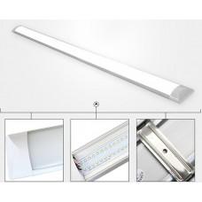 Luminária Led Tubular - 120 cm - 36w - Bivolt - Branco Frio - LMS-CLLP-1200-36W