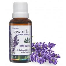 Óleo de Lavanda pronto para a pele - 100% Natural - WNF - LenharoMegaStore