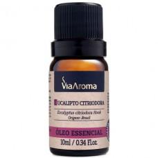 Óleo Essencial Eucalipto Citriodora - Via Aroma - 10ml