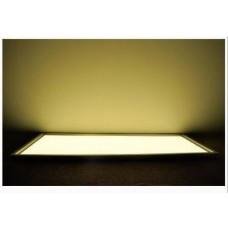Painel Led / Plafon - 120 x 30 cm (120x30) Branco Quente - 48w - 4800lm