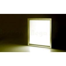Painel Led / Plafon - 60 x 60 cm (60x60) Branco Quente - 48w - 4800lm