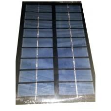Painel / Placa / Célula Solar 3 watts (3w) - 6 volts - LMS-PS3W