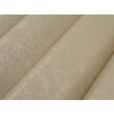 Papel de Parede Lavável - Lindo desenho Bege com detalhes em Creme - Rolo com 10m x 53cm - LMS-PPY-120405