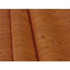 Papel de Parede  Lavável - Madeira Cerejeira Escuro - Rolo com 10m x 53cm - LMS-PPY-YW80 (966964)