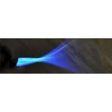 Par de Luz Led para Aro de Bicicleta / Moto - Azul