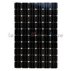 Painel / Placa / Célula Solar  240 watts - 30 volts - 240W - Monocristalina - LMS-PSMONO-240W30V