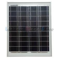 Painel / Placa / Célula Solar  20 watts - 18 volts - 20W - Monocristalina - LMS-PSMONO-20W