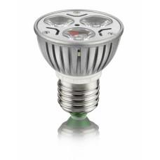 Spot E27 com 3 super LED - 6 Watts - bivolt - Branco Frio - LMS-SPT3LE276W