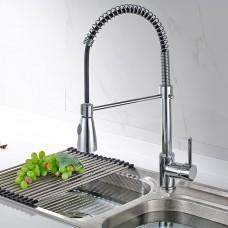 Torneira Gourmet para Cozinha Extensível com giro de 360 graus - LMS-S51571