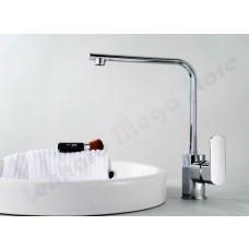 Torneira para Banheiro, com giro de 360 graus - Monocomando com Misturador - LMS-LH9002