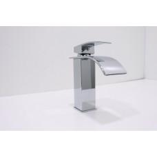 Torneira para Banheiro Cromada, Misturador com Monocomando - LMS-XDL-1225