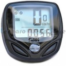 Velocímetro / Odômetro Wireless Para Bicicletas
