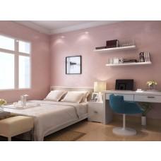 Papel de Parede - Rosa com Textura - Rolo com 10m x 53cm - LMS-PPY-YS102-9