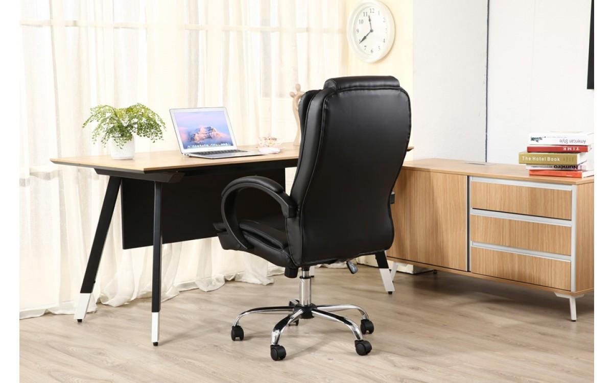 Cadeira para Escritório Presidente Giratória