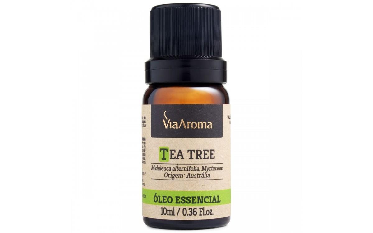 Óleo Essencial Tea Tree - Via Aroma
